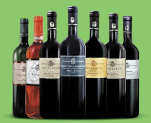 Italian Finest Wines From Apulia